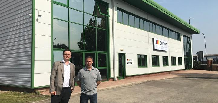 Wake Smith help drive growth for car repairs company