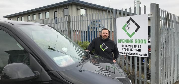 Purchase advice helps transporter specialist drive expansion